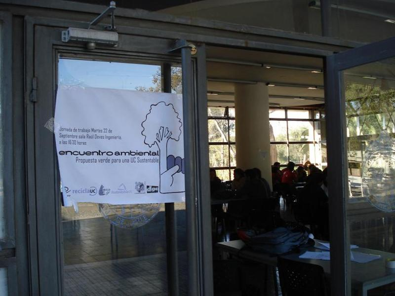 Encuentro Ambiental UC