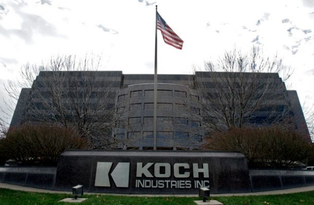 Koch-Industries-Wichita-Headquarters