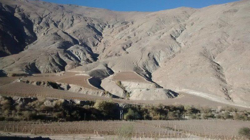 valle huasco