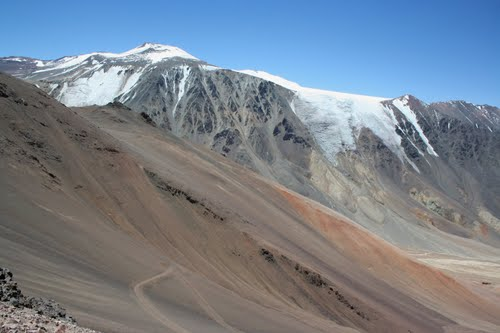 Glaciar El Potro